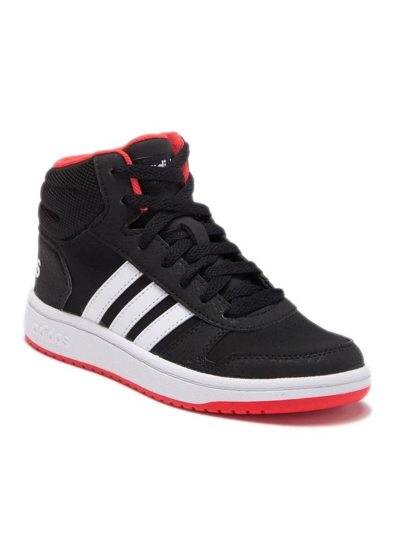 Adidas Hoops Sneaker (Toddler, Little Kid & Big Kid)