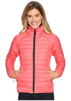 Adidas Hybrid Down Hooded Jacket