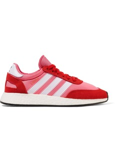 Adidas I-5923 Neoprene And Suede Sneakers