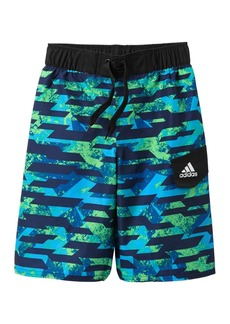 Adidas Kamo Fusion Volley Shorts (Big Boys)