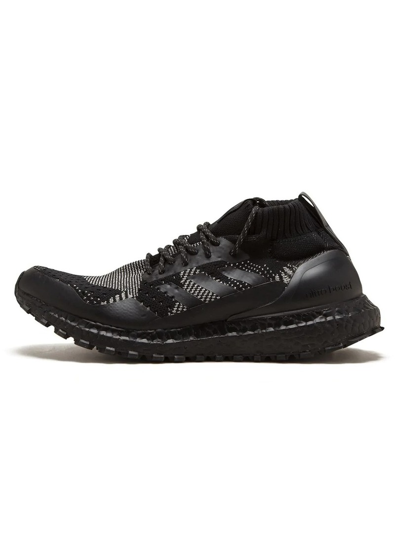 Adidas KITH X Nonnative X UltraBoost mid sneakers