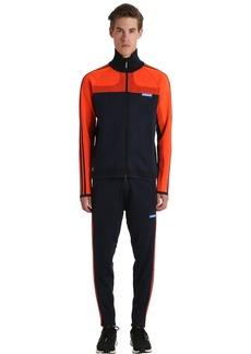 Adidas Knit Tracksuit