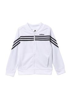 Adidas Linear Tricot Jacket (Big Girls)