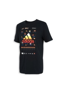 Adidas Little Boy's & Boy's Game Time Cotton T-Shirt