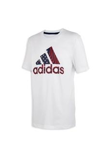 Adidas Little Boy's & Boy's USA T-Shirt