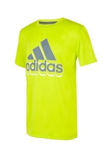 Adidas Little Boys Shadow Badge of Sport T-shirt