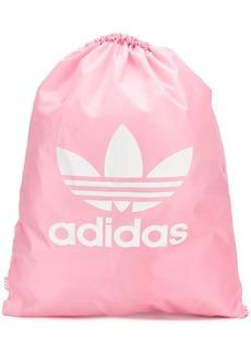 Adidas logo backpack