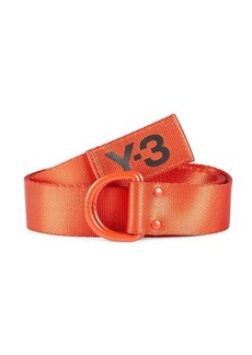 Adidas Logo Buckled Belt