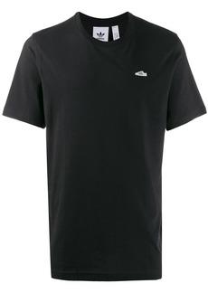 Adidas logo detail T-shirt