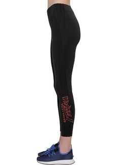 Adidas Fiorucci Stretch Nylon Tights