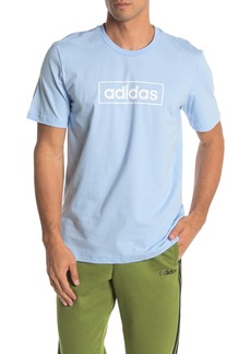 Adidas Logo Graphic T-Shirt
