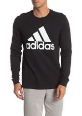 Adidas Logo Graphic T-Shirt