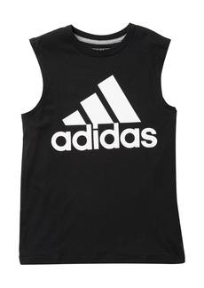 Adidas Logo Graphic Tank (Toddler, Little Boys, & Big Boys)