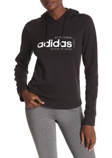 Adidas Brilliant Basics Logo Hoodie