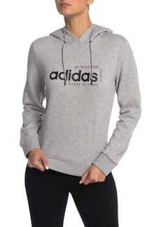 Adidas Logo Knit Hoodie