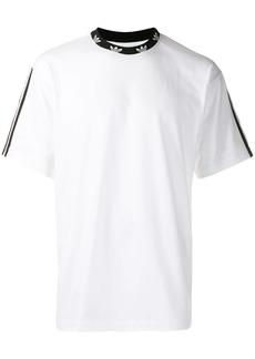 Adidas logo neckline T-shirt