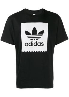 Adidas logo printed T-shirt