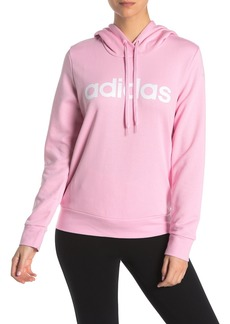 Adidas Logo Pullover Hoodie