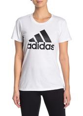 Adidas Logo Short Sleeve T-Shirt