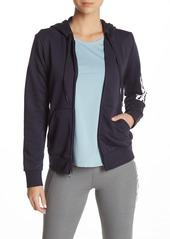 Adidas Logo Sleeve Hooded Jacket
