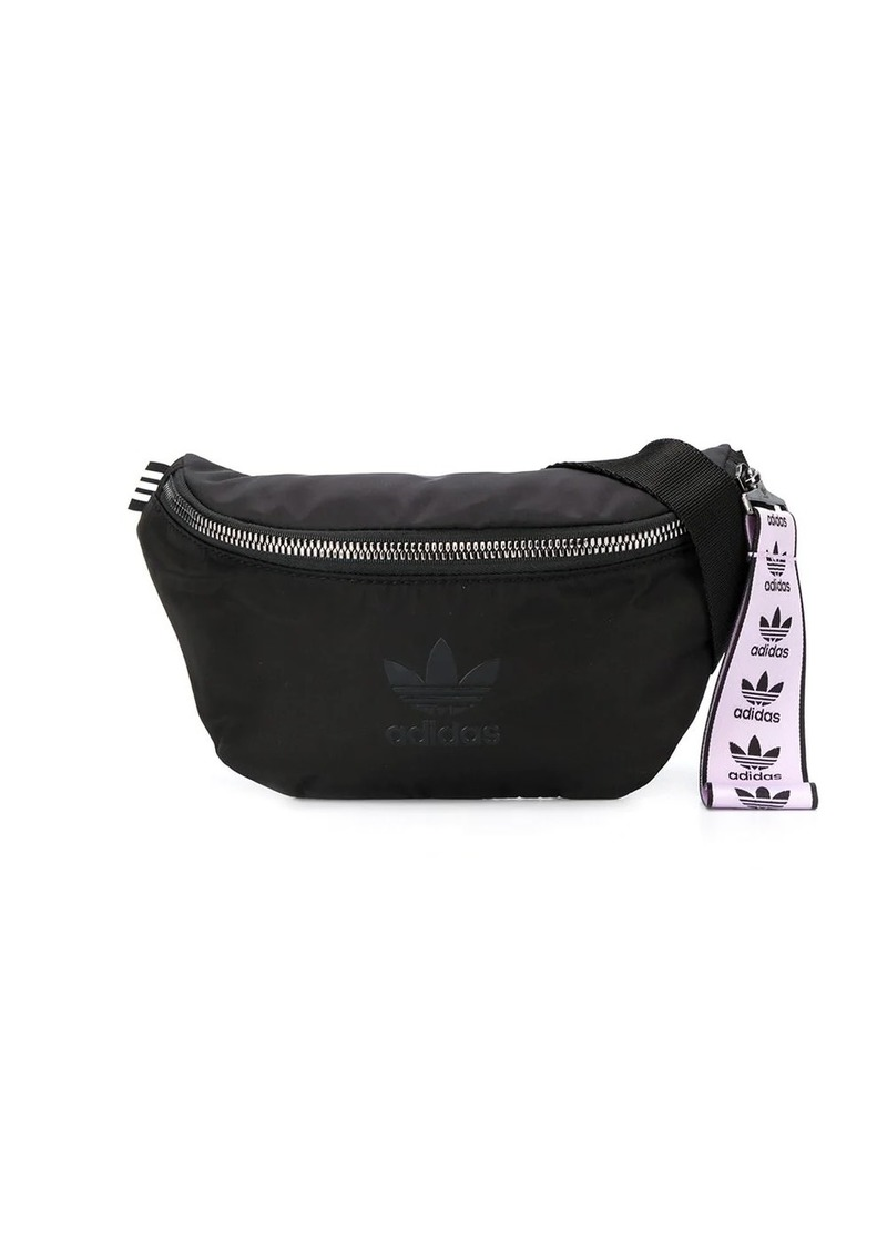 Adidas logo strap belt bag