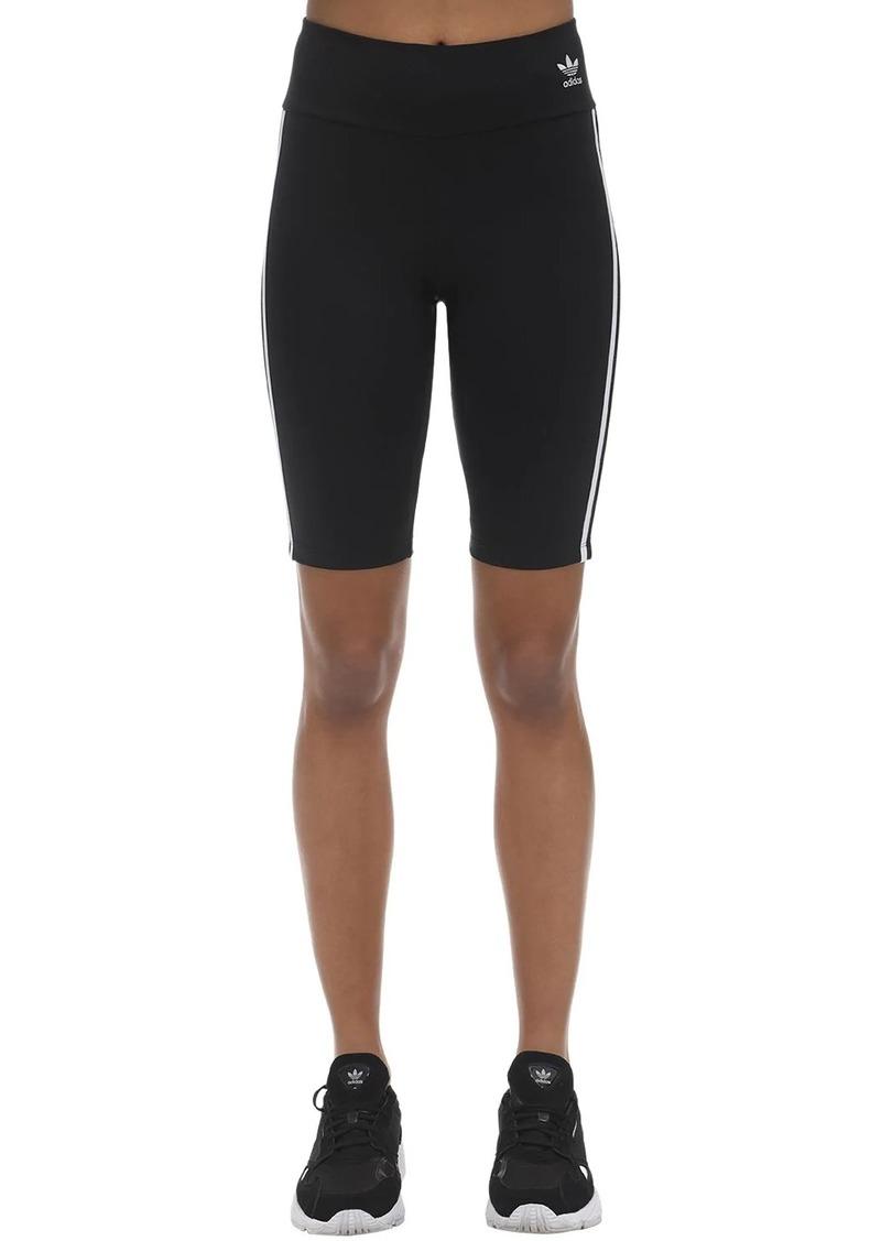 Adidas Logo Stretch Shorts