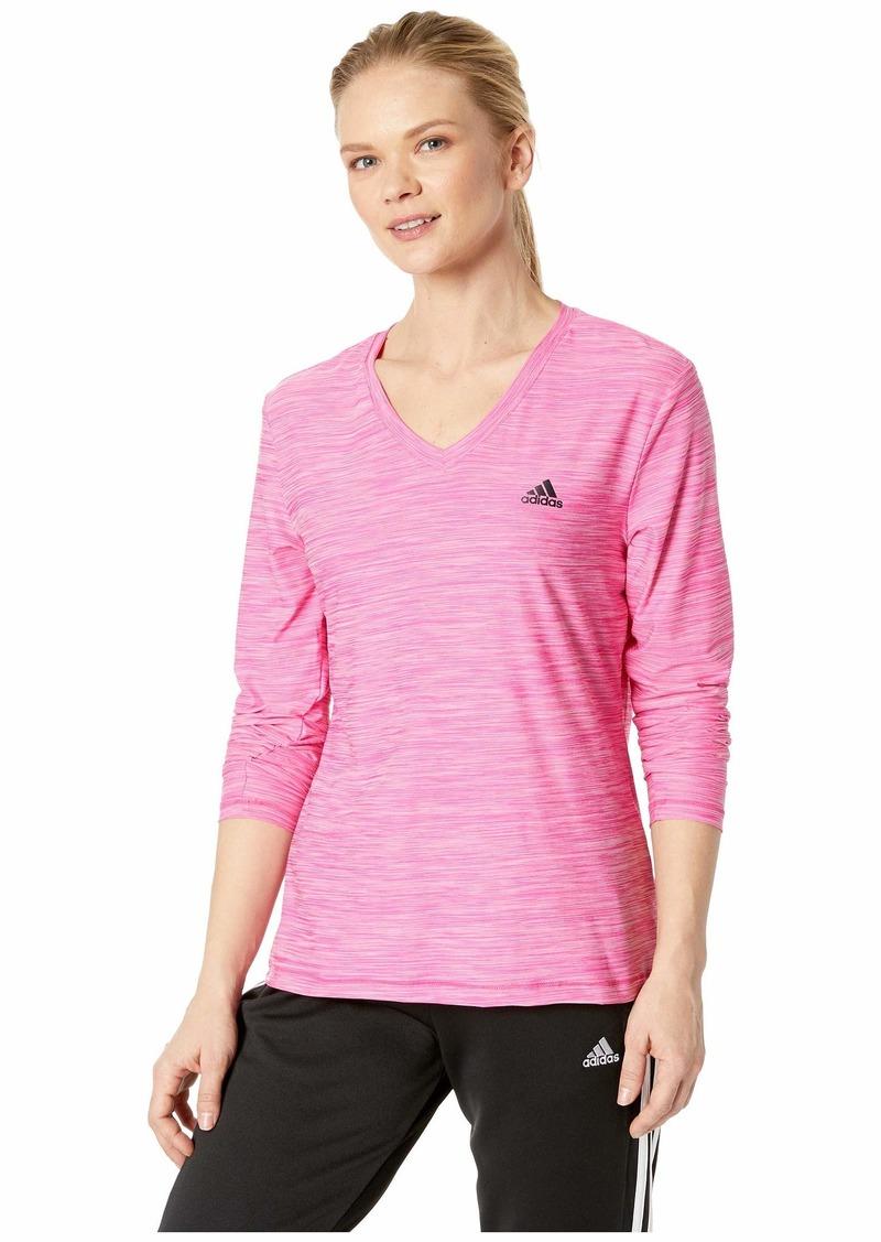 Adidas Long Sleeve Tech T-Shirt