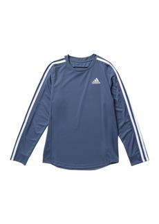 Adidas Long Sleeve Training Shirt (Toddler, Little Boys, & Big Boys)