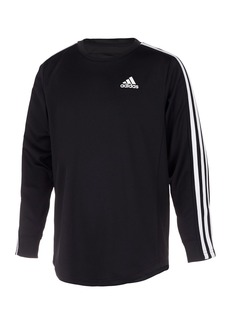 Adidas Long Sleeve Training Shirt (Toddler, Little Boys, & Big Boys)