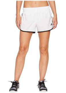 """Adidas M10 Woven 4"""" Shorts"""