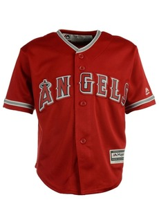Adidas Majestic Toddlers' Los Angeles Angels of Anaheim Replica Jersey