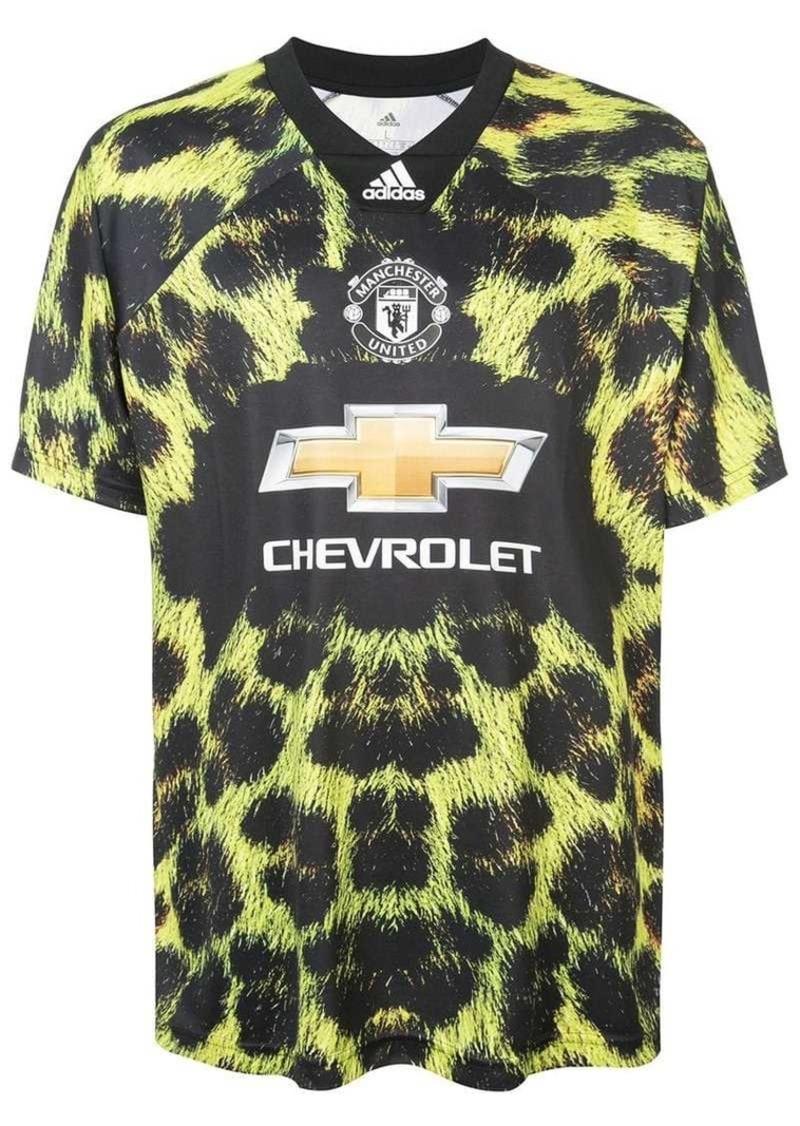 Adidas Manchester United football shirt