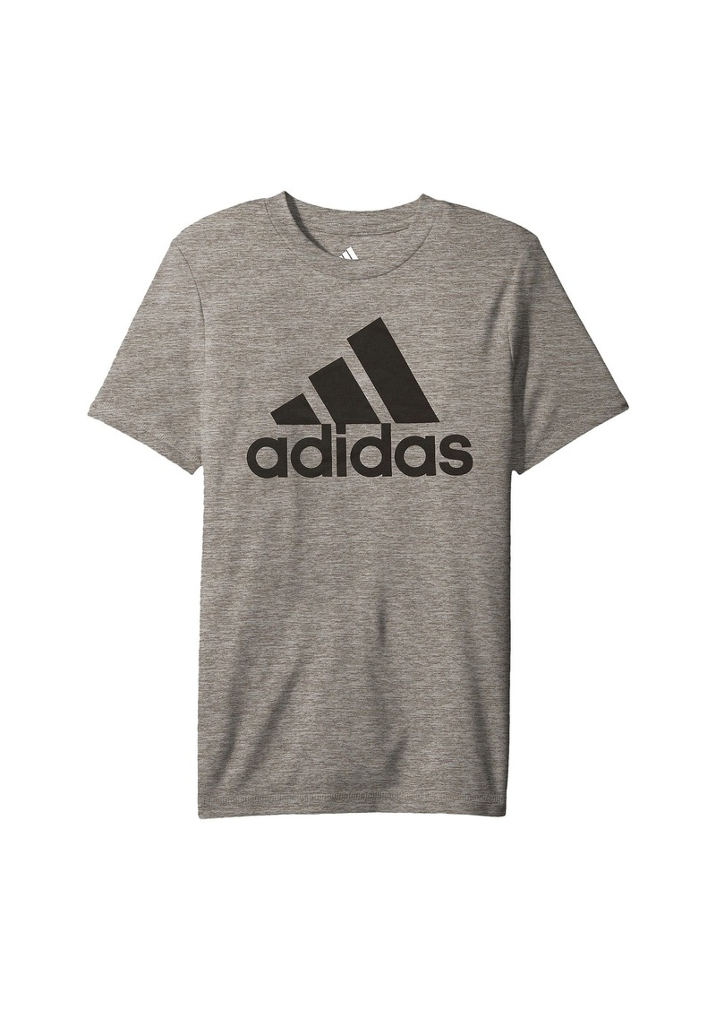 Adidas Melange Performance Tee (Big Kids)