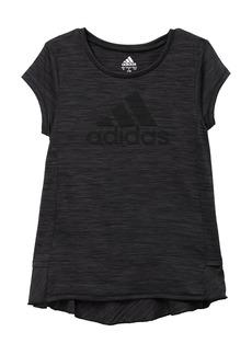 Adidas Melange Top (Toddler, Little Girls, & Big Girls)