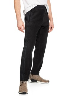 Adidas Men's Fleece Track Pants