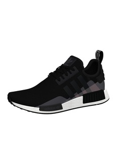 Adidas Men's NMD R1 3-Stripes® Monogram Leather Sneakers