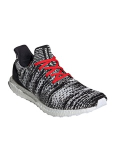 Adidas Men's UltraBOOST Running Sneaker  Black/Red