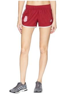 "Adidas Mexico M10 3"" Shorts"