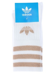 Adidas Mid Cut Glitter Crew Cotton Socks
