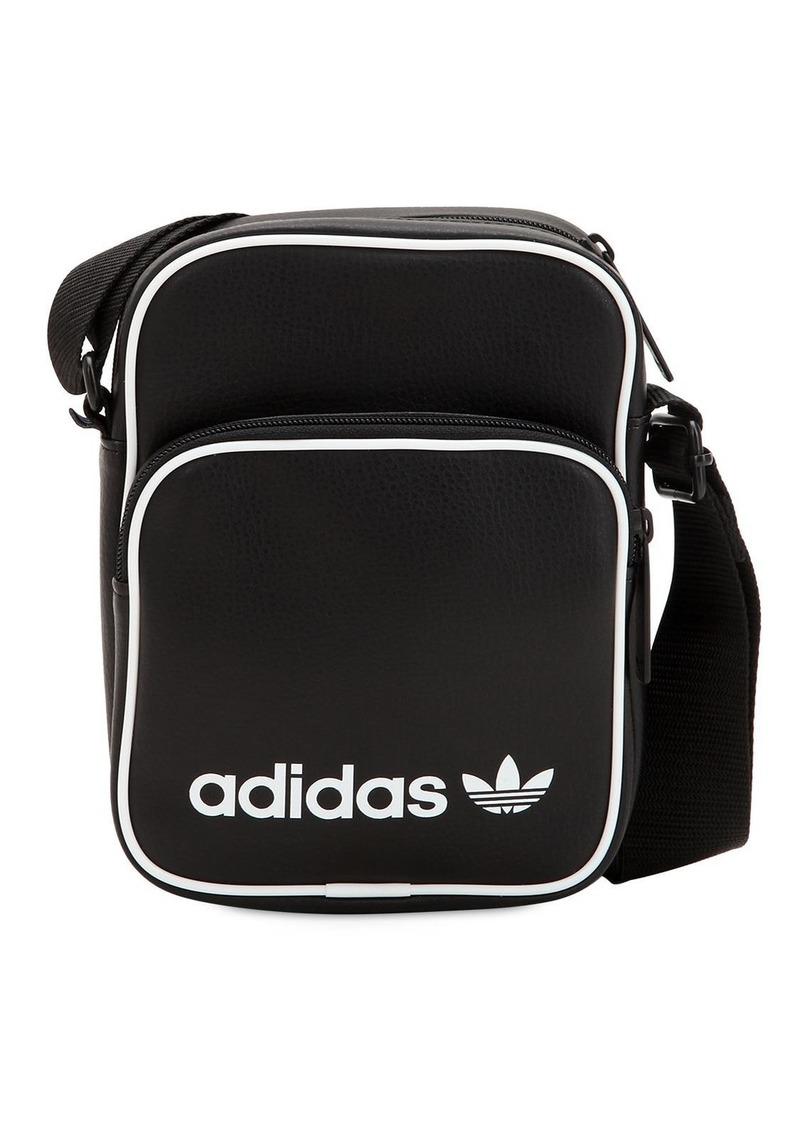 7e1be3ce4b Adidas Mini Faux Leather Bag