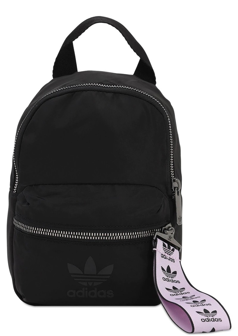 Adidas Mini Nylon Backpack