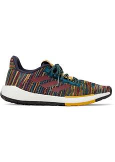 Adidas Missoni Pulseboost Crochet-knit Sneakers