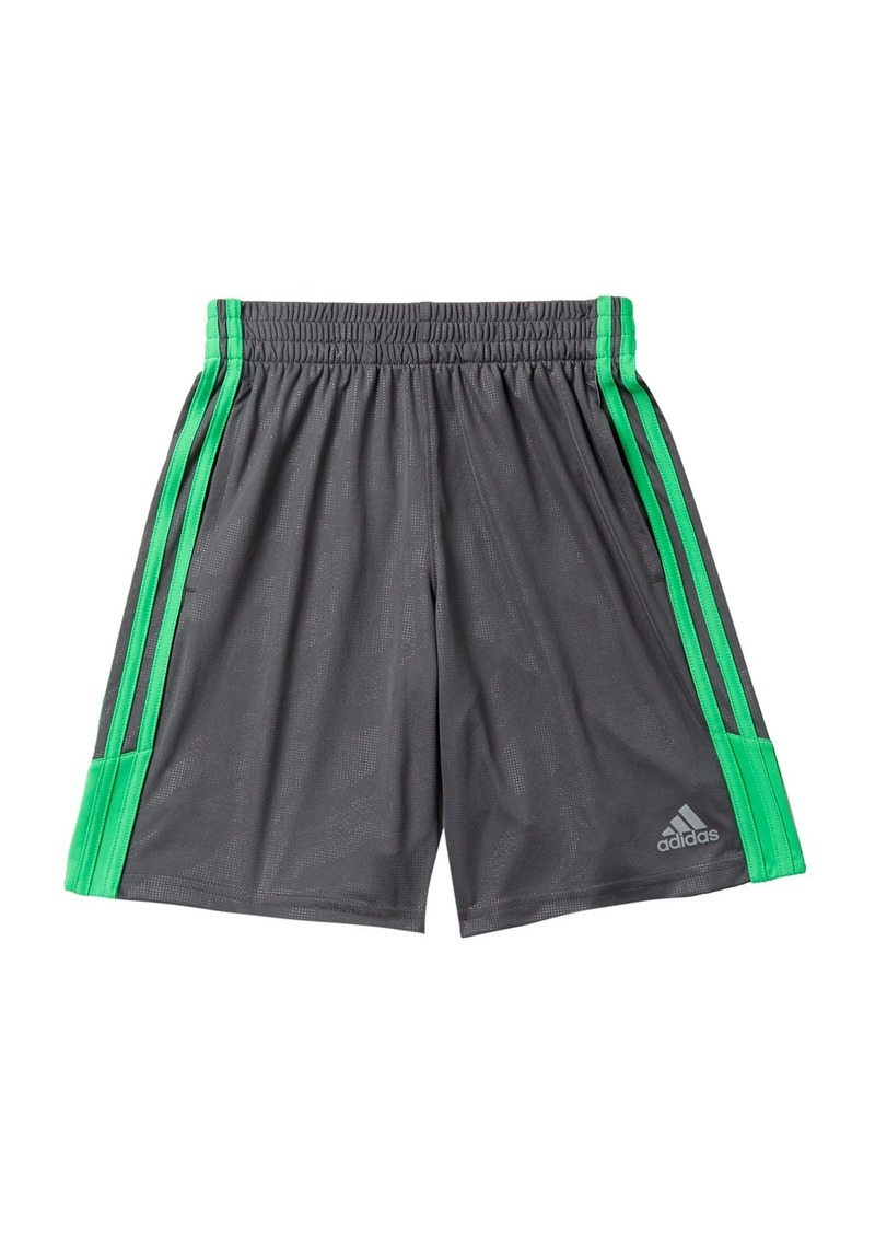 Adidas Moto Camo Shorts (Big Boys)