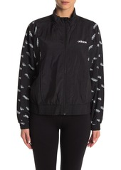 Adidas Multi Sport Logo Zip Jacket