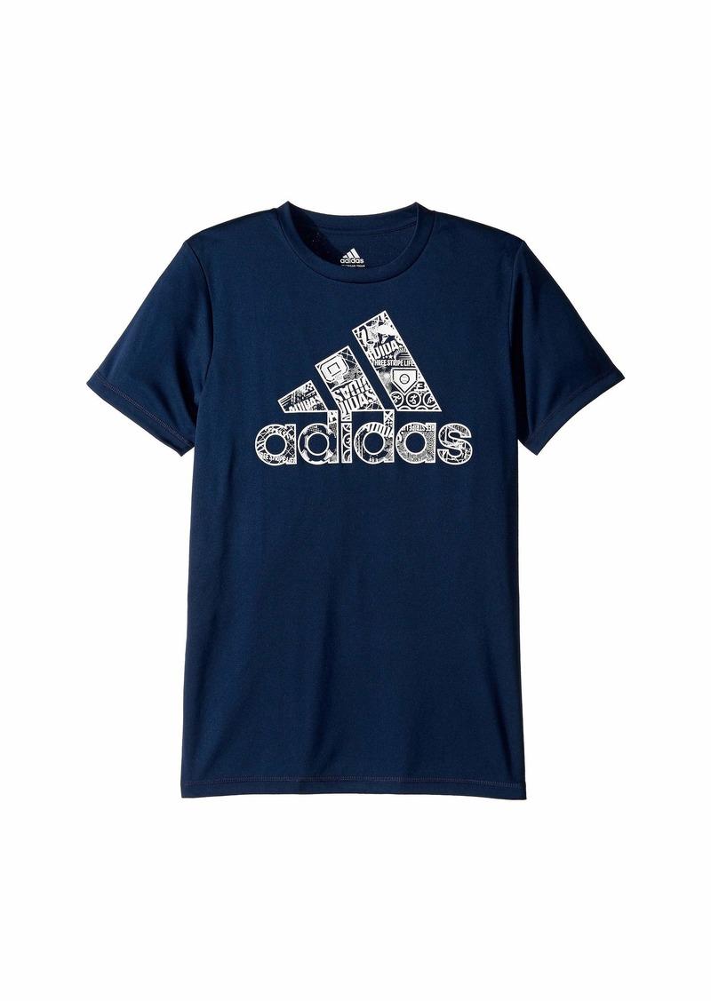 Adidas Multi Sport Tee (Big Kids)