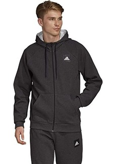 Adidas Must Have Full Zip Stadium Hoodie