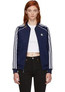 Adidas Navy SST Track Jacket