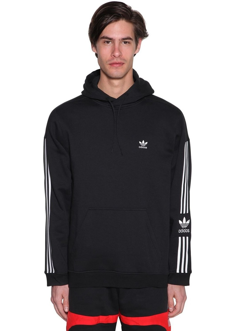 Adidas New Icon Cotton Sweatshirt Hoodie