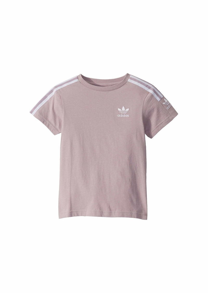 Adidas New Icon Tee (Little Kids/Big Kids)