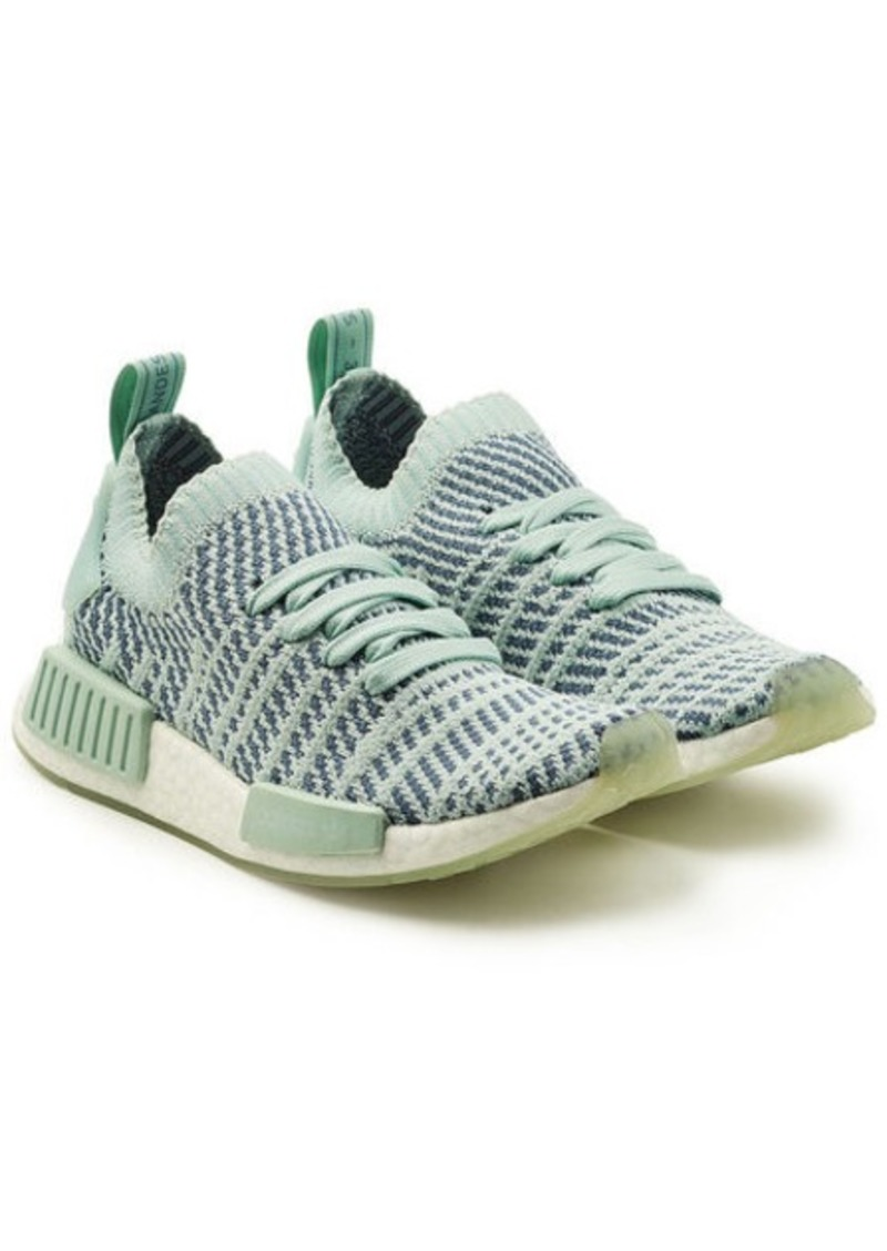 size 40 8e763 4deb2 On Sale today! Adidas NMD R1 STLT Primeknit Sneakers